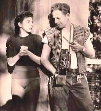 Anna and Lawrence Halprin in Their Early California Years Courtesy of Anna Halprin